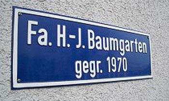 Fa. H.-J.Baumgarten gegr. 1970